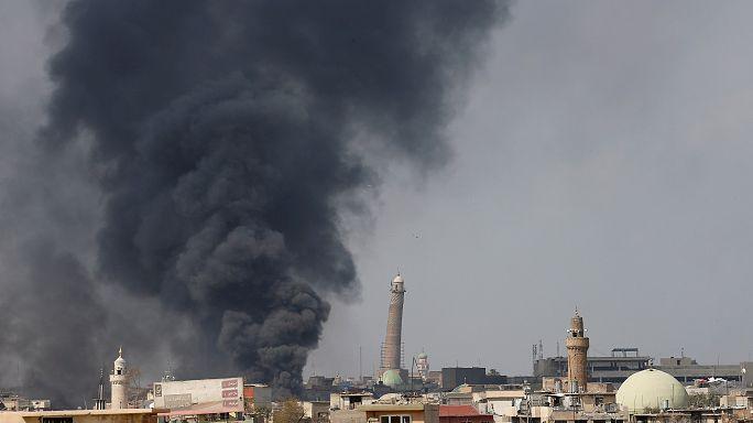 Irak ordusu Nuri Camisi'ni IŞİD'den geri aldı