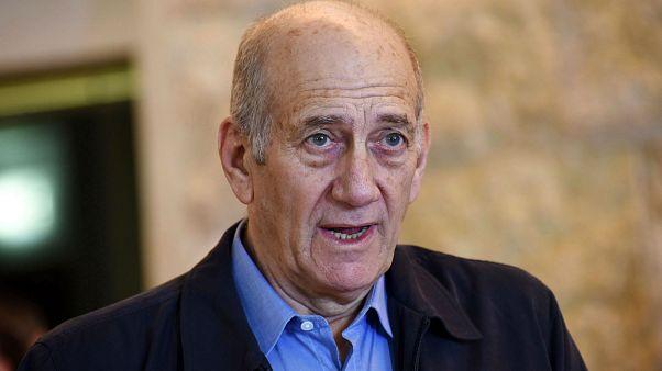 Hamarabb szabadul Ehud Olmert