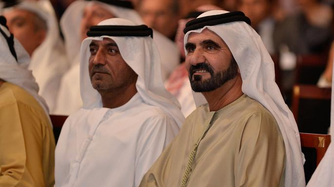 حاكم دبي ينظم قصيدة لإقناع قطر بالتعاون لإنهاء أزمة الخليج
