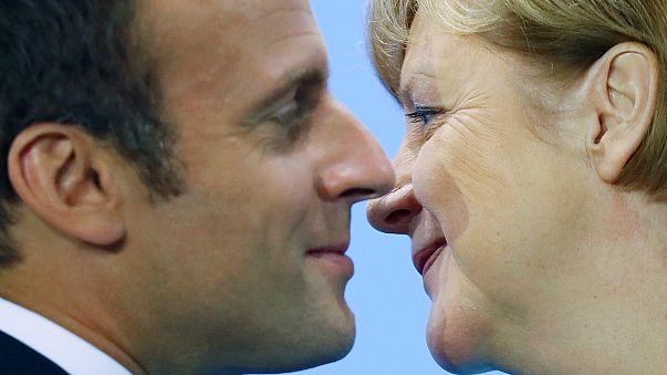 Merkel quer bloco europeu unido