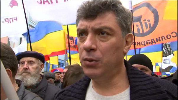 القضاء الروسي يؤكد تورط المتهمين الخمسة في اغتيال نيمتسوف