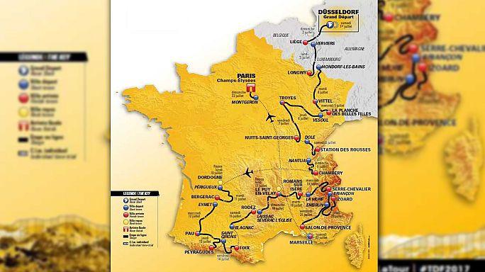 Tour de France : suivez le guide