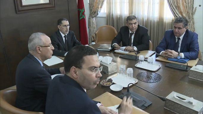 El Gobierno marroquí se moviliza para atajar la ola de protestas en Alhucemas