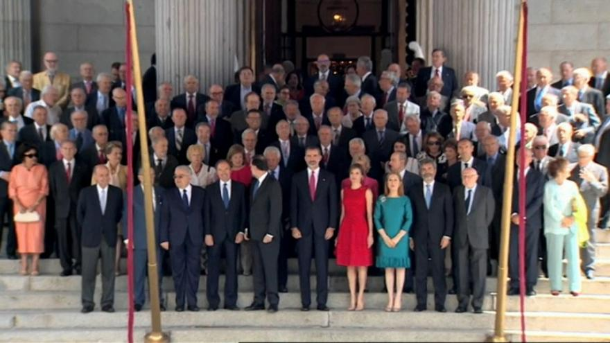 La foto que más duele al rey Juan Carlos