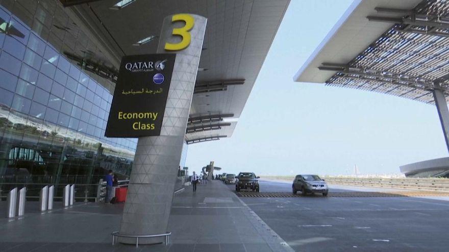 شلل في حركة الملاحة الجوية بين قطر ودول الحصار