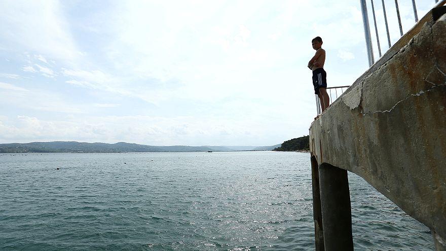 Grenzstreit: Kroatien soll Slowenien Zugang zur Adria gewähren, will aber nicht