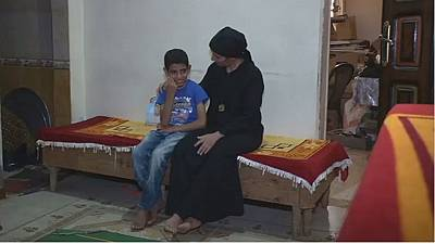 Some survivors of Egypt's Coptic church attack react