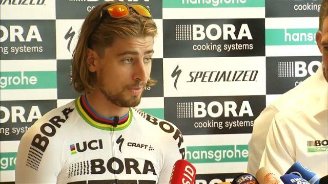 Peter Sagan busca recorde na Volta a França