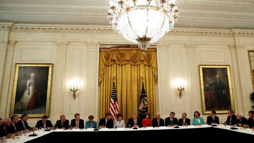تصویب اصلاحیه طرح تحریم روسیه و ایران در سنای آمریکا