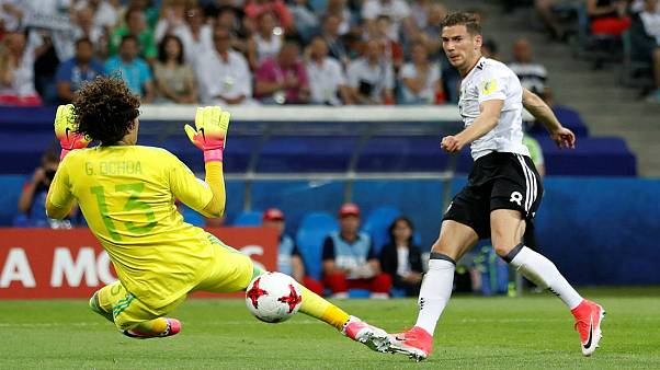 Semifinale Confederations Cup, Germania - Messico finisce 4 a 1