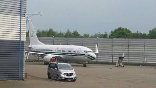 Idle jet in London at Buhari's disposal doesn't cost much: spokesman