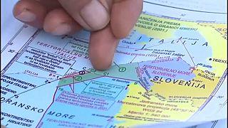 Eldőlt a szlovén-horvát tengeri határvita