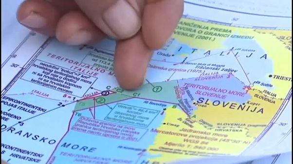 Croatia rejects ruling in maritime dispute with Slovenia