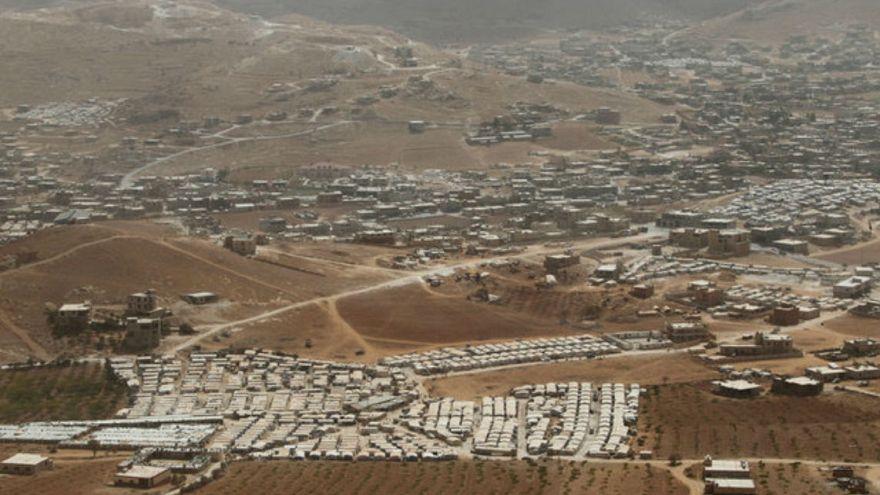حمله انتحاری در کمپ پناهجویان سوری در لبنان