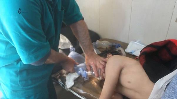 Sarin gas used in Syria - watchdog
