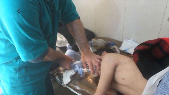 OPCW: szaringáz ölt Szíriában áprilisban