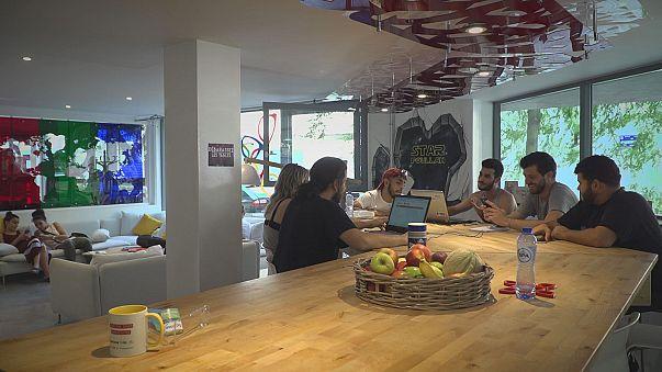 Molengeek: Una incubadora de ideas en Molenbeek