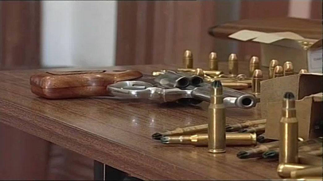 A hadseregtől loptak fegyvereket Portugáliában