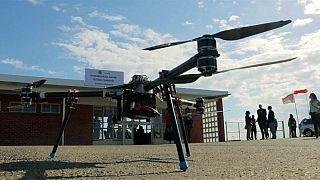 Les drones au secours du Malawi