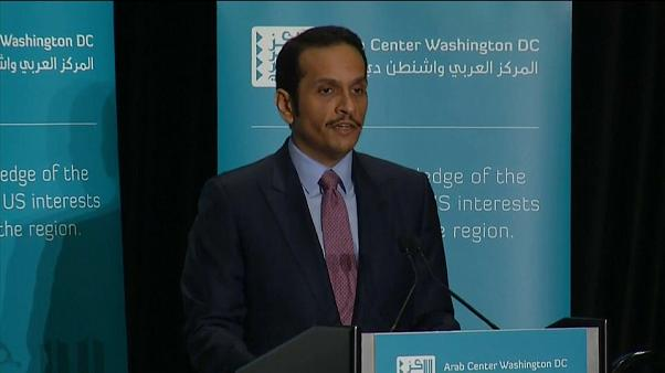 وزير الخارجية القطري يعتبر الحصار ضد بلده، عملا عدوانيا