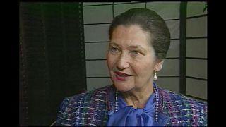 Simone Veil hayata veda etti