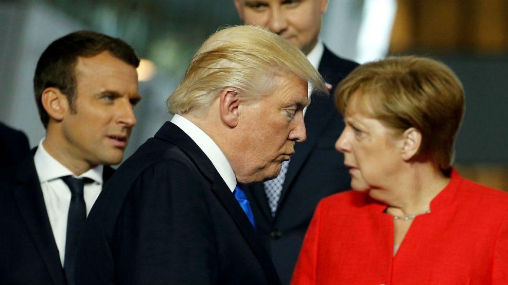 Nukleare Abschreckung: Rüstet Europa jetzt auf?