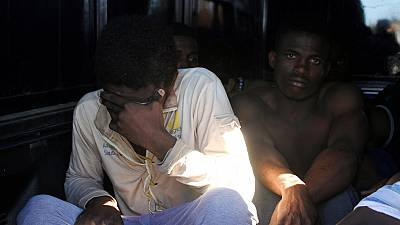 Africa dominates U.S. list of worst human trafficking offenders