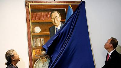 Ex-U.N. Chief Ki-moon joins Mandela's global think tank 'The Elders'