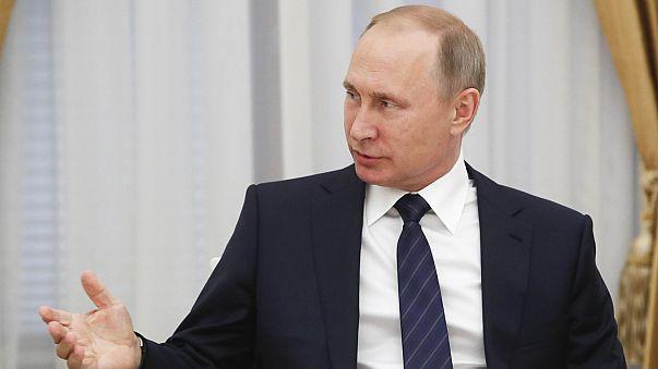 """Rússia e União Europeia prolongam """"braço de ferro"""" económico a 2018"""