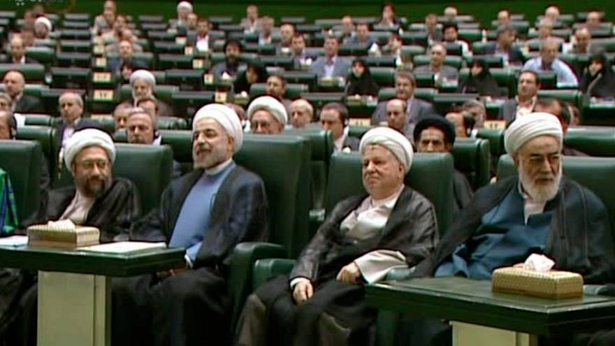 آیین تحلیف رئیس جمهوری ایران ۱۴ مردادماه برگزار می شود