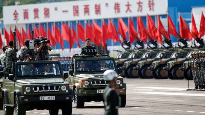 Xi Jinping diz que Pequim respeita autonomia de Hong Kong