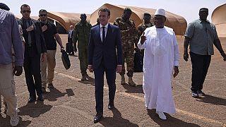 G5 Sahel : Macron à Bamako dimanche pour soutenir le lancement de la force conjointe