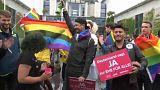Catorce países en Europa reconocen el matrimonio gay
