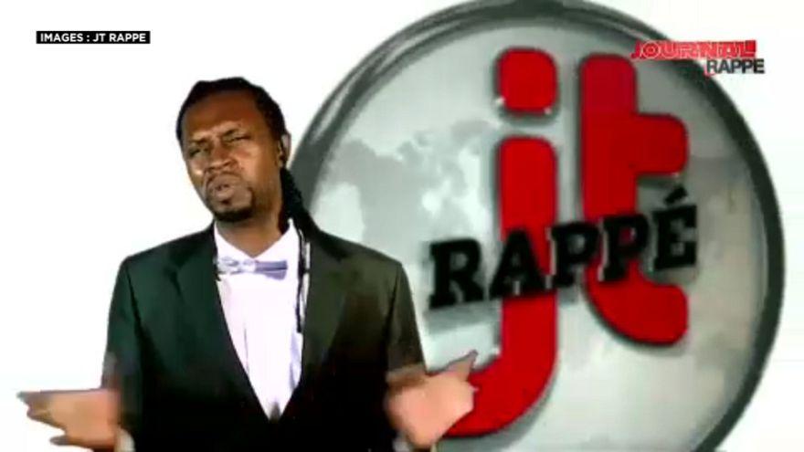 Au Sénégal, le JT se fait en rap!