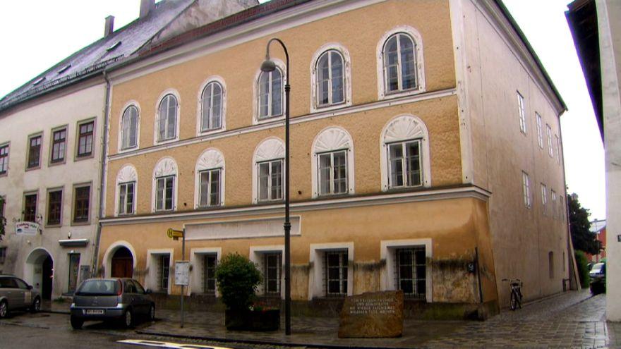 Austria seizes Hitler's house