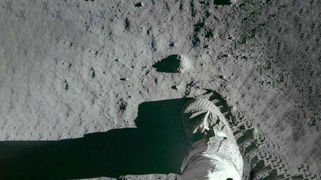 """Frank De Winne: """"Devíamos explorar os recursos da Lua"""""""