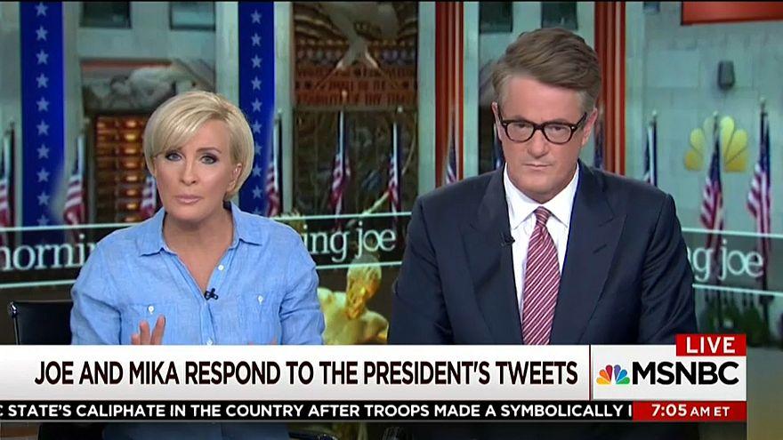 Журналисты обвинили Трампа в давлении