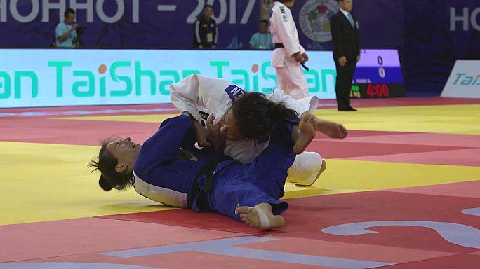 Judo: Grand Prix di Hohhot, il Giappone domina la prima giornata
