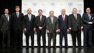 Kıbrıs'ta çözüm için umutlar zayıf