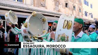 Musik eines Kontinenets - das Gnaoua-Festival