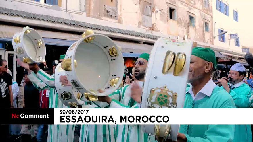 بیستمین سالگرد جشنواره «گناوه» در صويرِه مراکش
