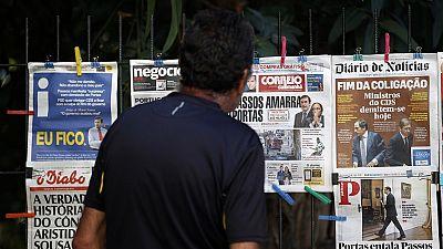 Bissau : les médias portugais suspendus (officiel)