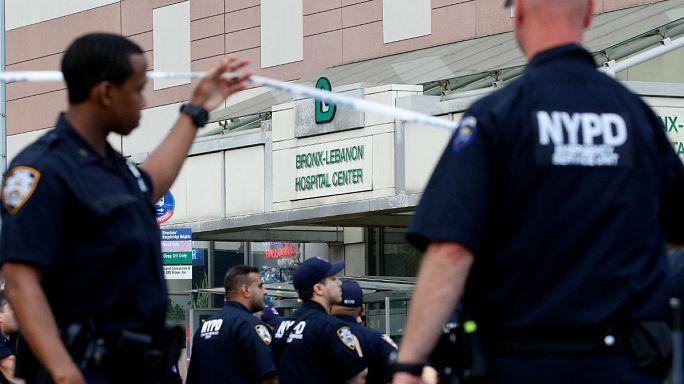 Fusillade dans un hôpital du Bronx