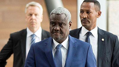 Les engagements financiers doivent être respectés, selon Moussa Faki Mahamat — UA
