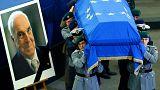 Avrupa Birliği Helmut Kohl'ü uğurladı