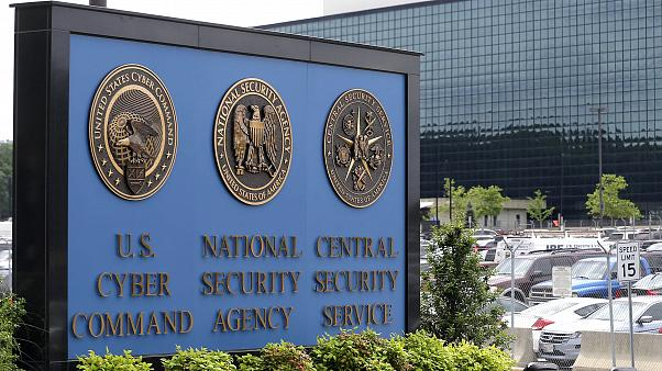 Image: The National Security Administration (NSA) campus in Fort Meade, Md.