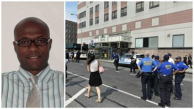 New York Bronx-Lebanon Hospital shooter identified as Nigerian