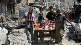 Mossoul : le traumatisme des habitants