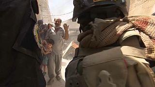 Crisis for civilians deepens as Mosul battle nears end