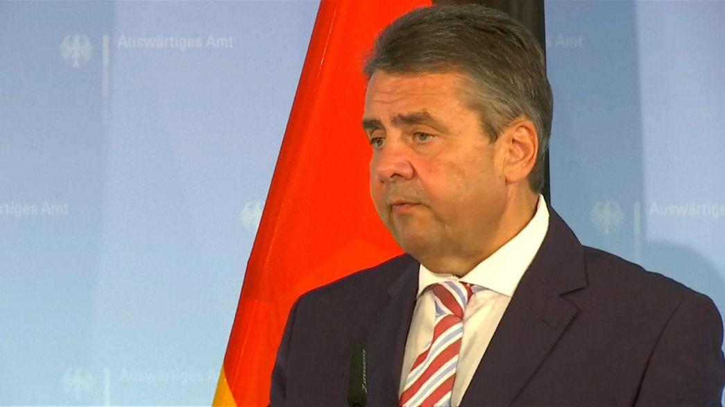 Gabriel: türkische Kritik an PKK in Deutschland berechtigt